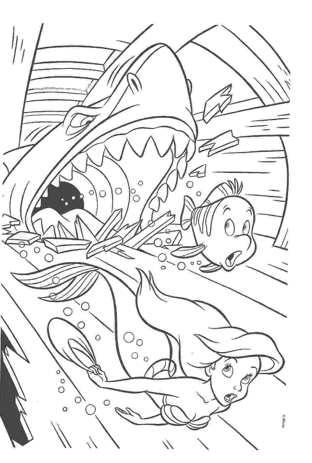 the little mermaid coloring page the little mermaid coloring pages allkidsnetworkcom page little the coloring mermaid