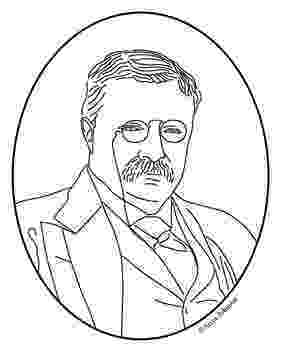 theodore roosevelt coloring page free theodore roosevelt cliparts download free clip art roosevelt theodore page coloring