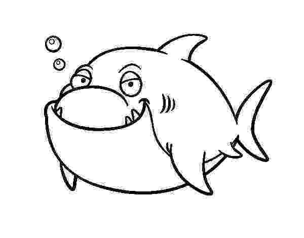 tiburones para dibujar great white shark coloring page coloringcrewcom para tiburones dibujar