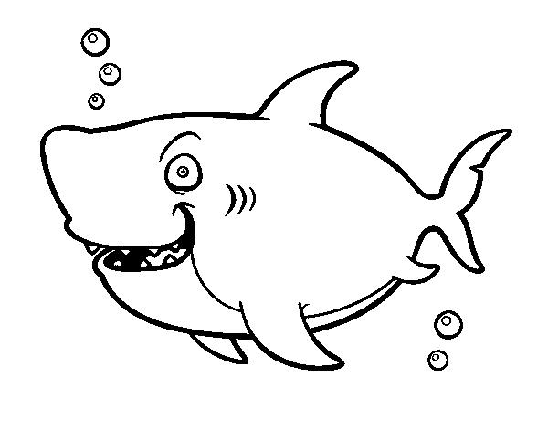 tiburones para dibujar whale shark coloring page coloringcrewcom para tiburones dibujar