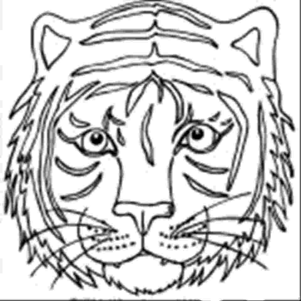tiger face coloring page awesome tiger cat face coloring page wecoloringpage coloring page tiger face
