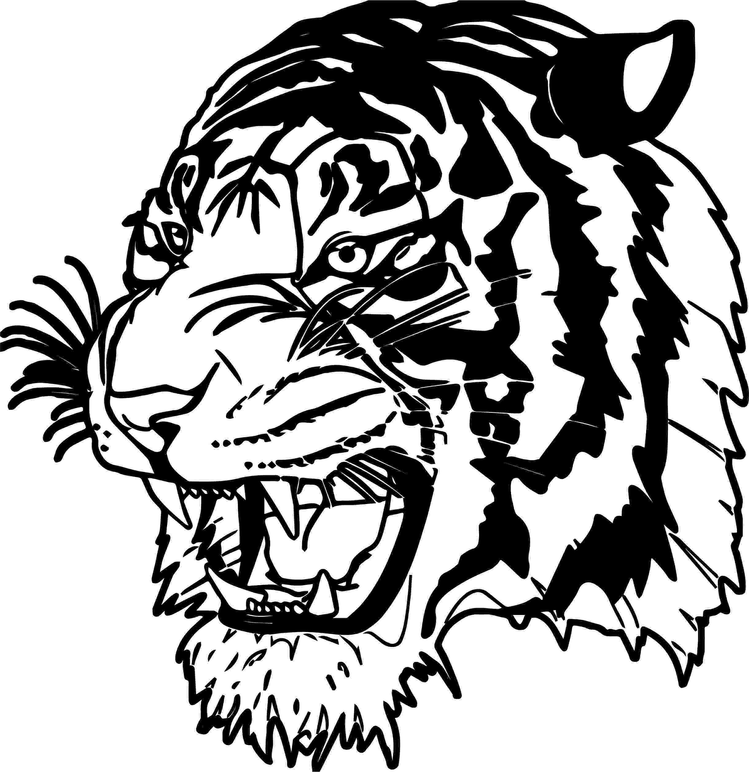 tiger face coloring page july coloring challenge eye of the tiger the coloring page tiger face coloring