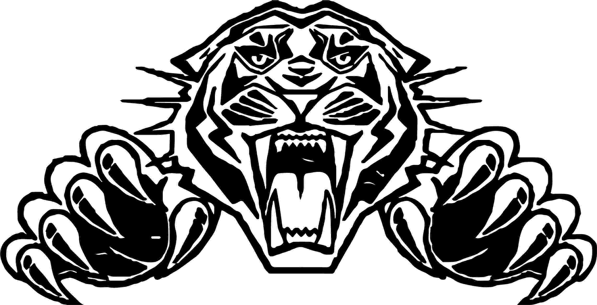 tiger face coloring page tiger outline drawing clipart best coloring page face tiger