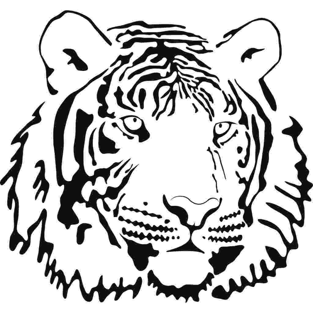 tiger face coloring page tiger portrait coloring page free printable coloring pages page tiger face coloring