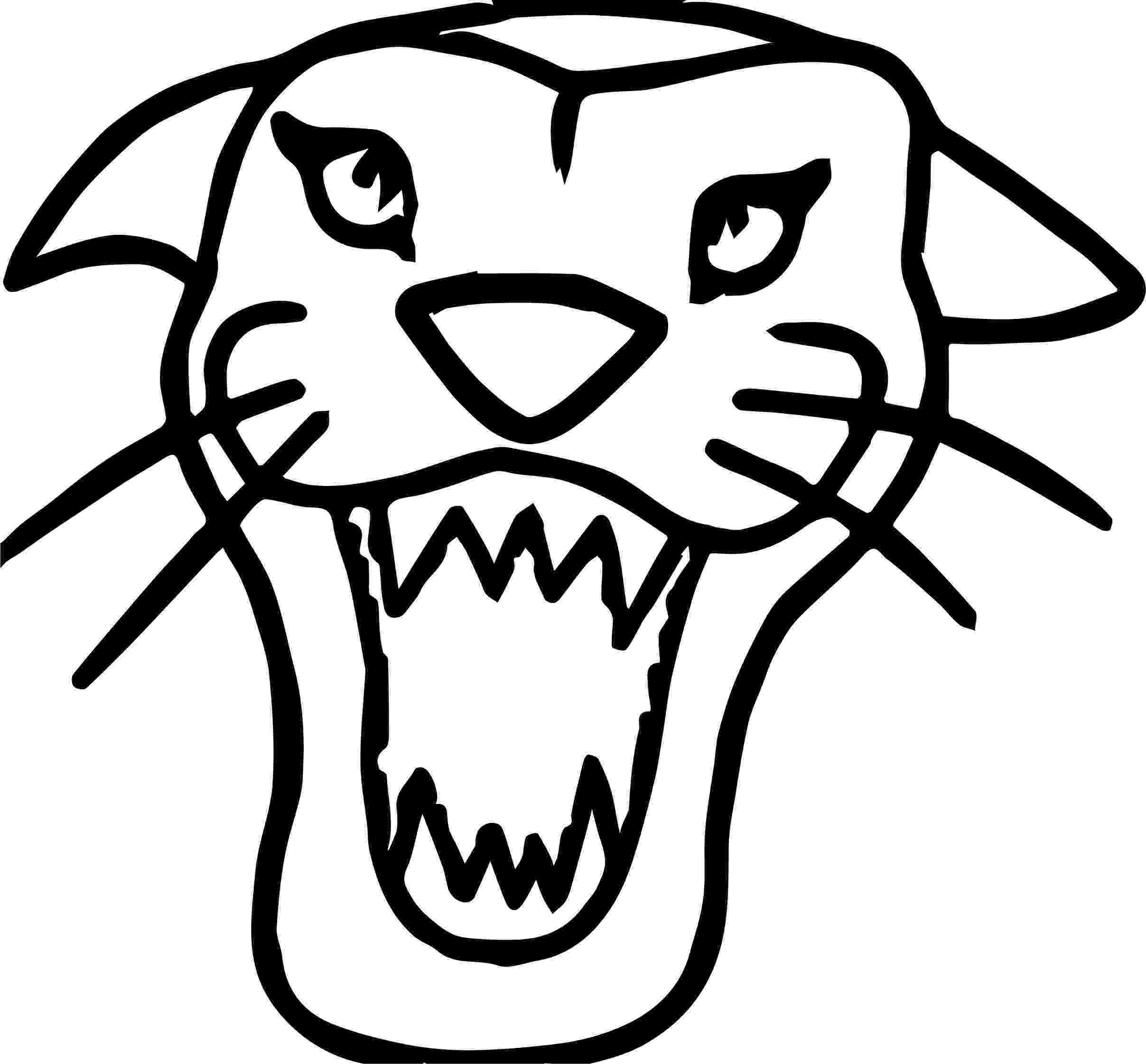 tiger face coloring page tiger wild face coloring page wecoloringpagecom page face tiger coloring