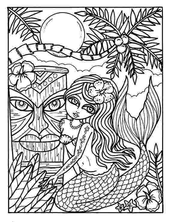 tiki coloring pages tiki coloring pages getcoloringpagescom tiki pages coloring