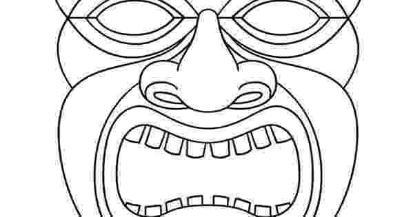 tiki masks for kids 52 best tiki masks images on pinterest tiki kids for masks