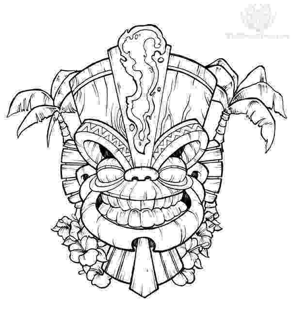 tiki masks for kids tiki statue print to make masks or use as idea for kids for masks tiki kids
