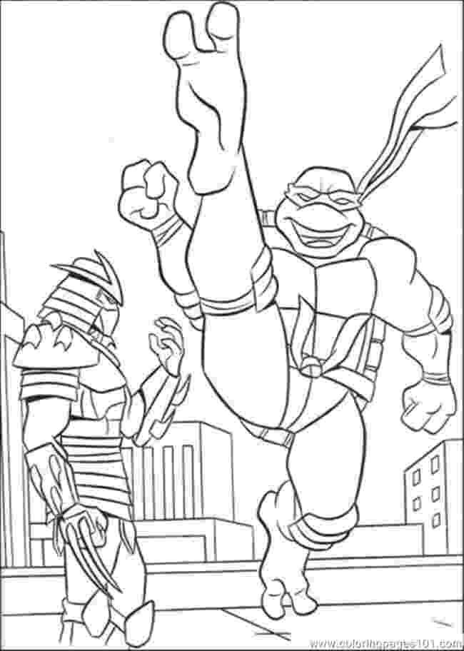 tmnt coloring games casey jones with a hockey stick coloring page free coloring tmnt games
