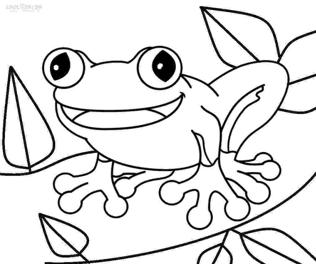 toad pictures to print frogs coloring pages to download and print for free pictures to print toad