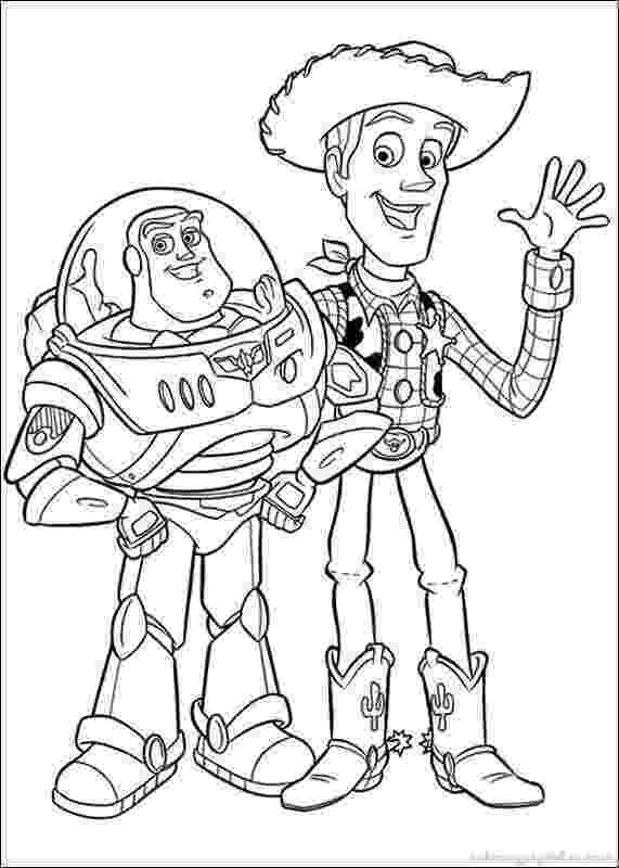 toy story 2 pictures to colour toy story coloring pages colour to pictures toy 2 story