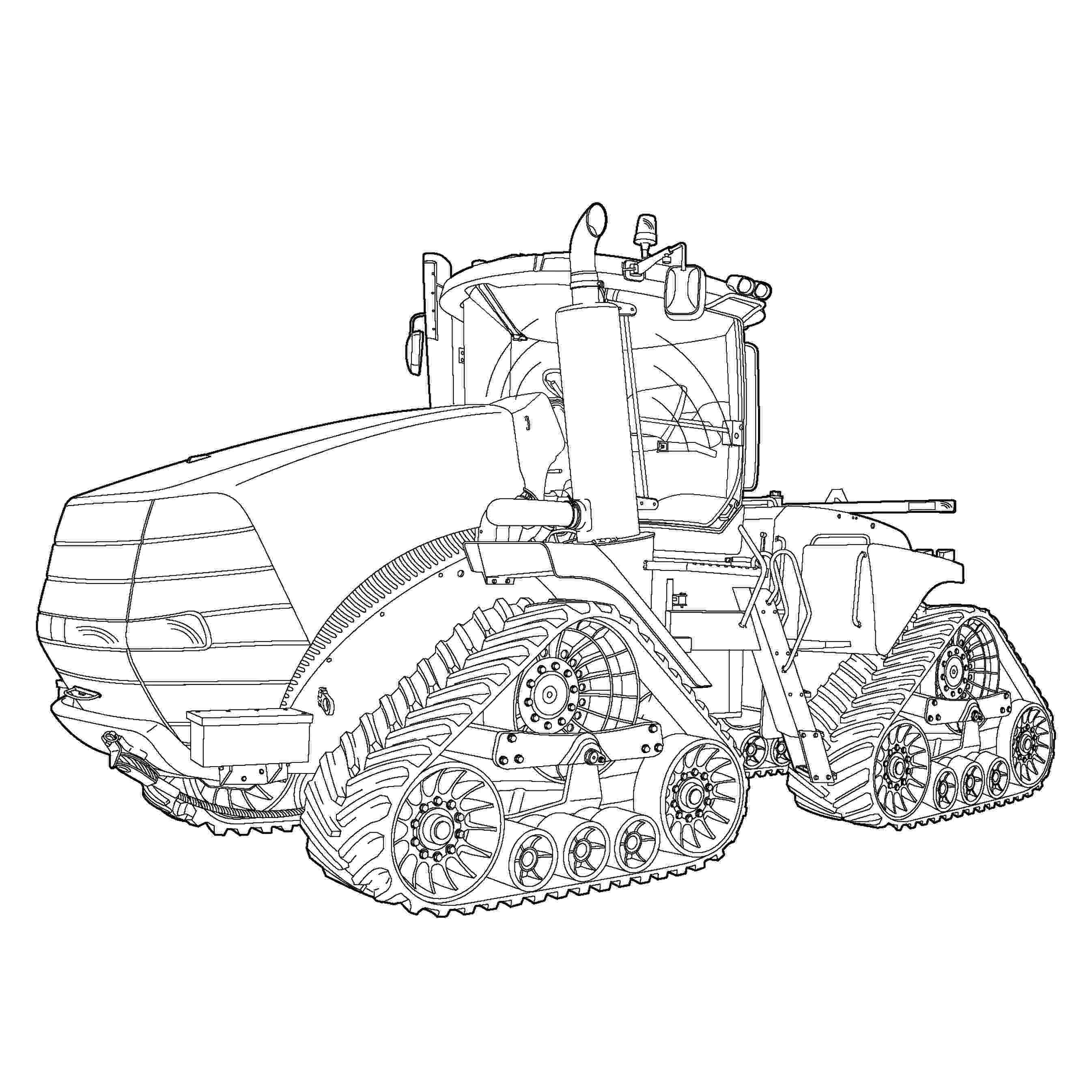 tractor coloring sheet art of the tractor coloring book octane press tractor sheet coloring