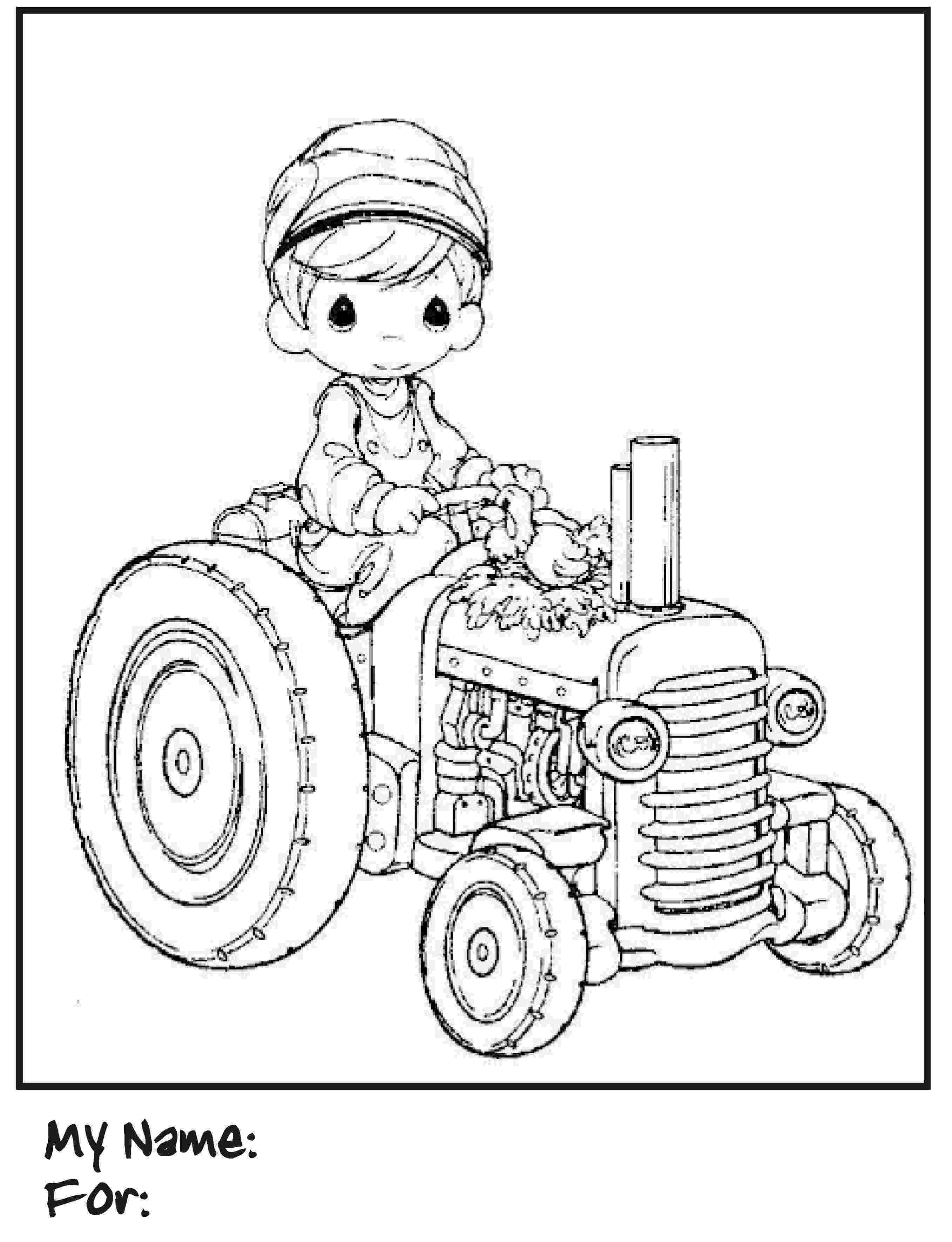 tractor coloring sheet ausmalbilder für kinder malvorlagen und malbuch sheet tractor coloring