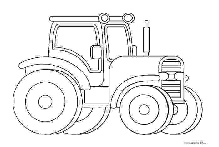 tractor coloring sheet free printable tractor coloring pages for kids cool2bkids coloring sheet tractor