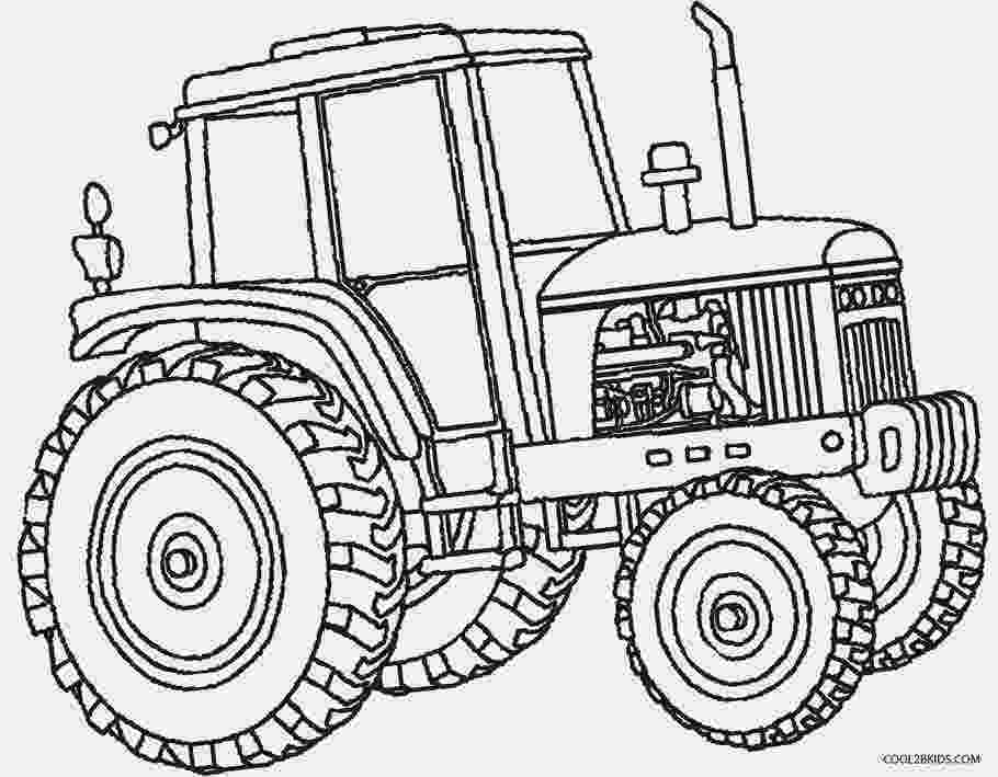 tractor coloring sheet printable john deere coloring pages for kids cool2bkids sheet coloring tractor