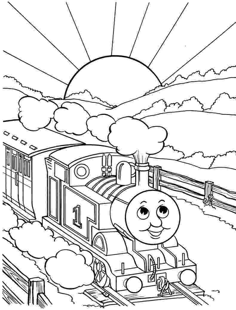 train coloring page free printable train coloring pages for kids cool2bkids coloring page train