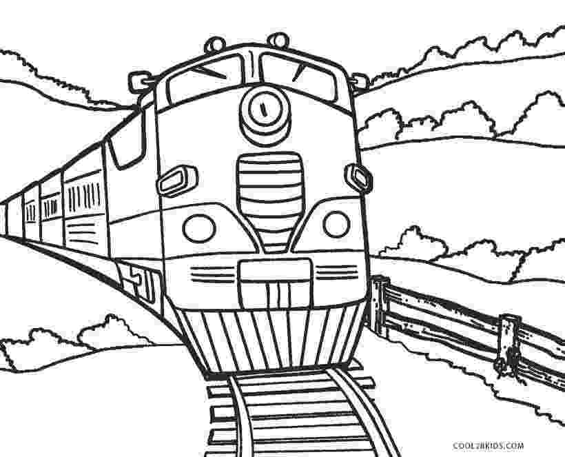 train coloring page free printable train coloring pages for kids cool2bkids page train coloring