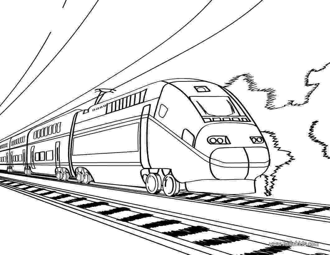 train coloring page free printable train coloring pages for kids cool2bkids train coloring page
