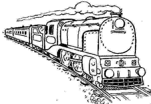 train coloring page train coloring pages coloringpages1001com coloring train page