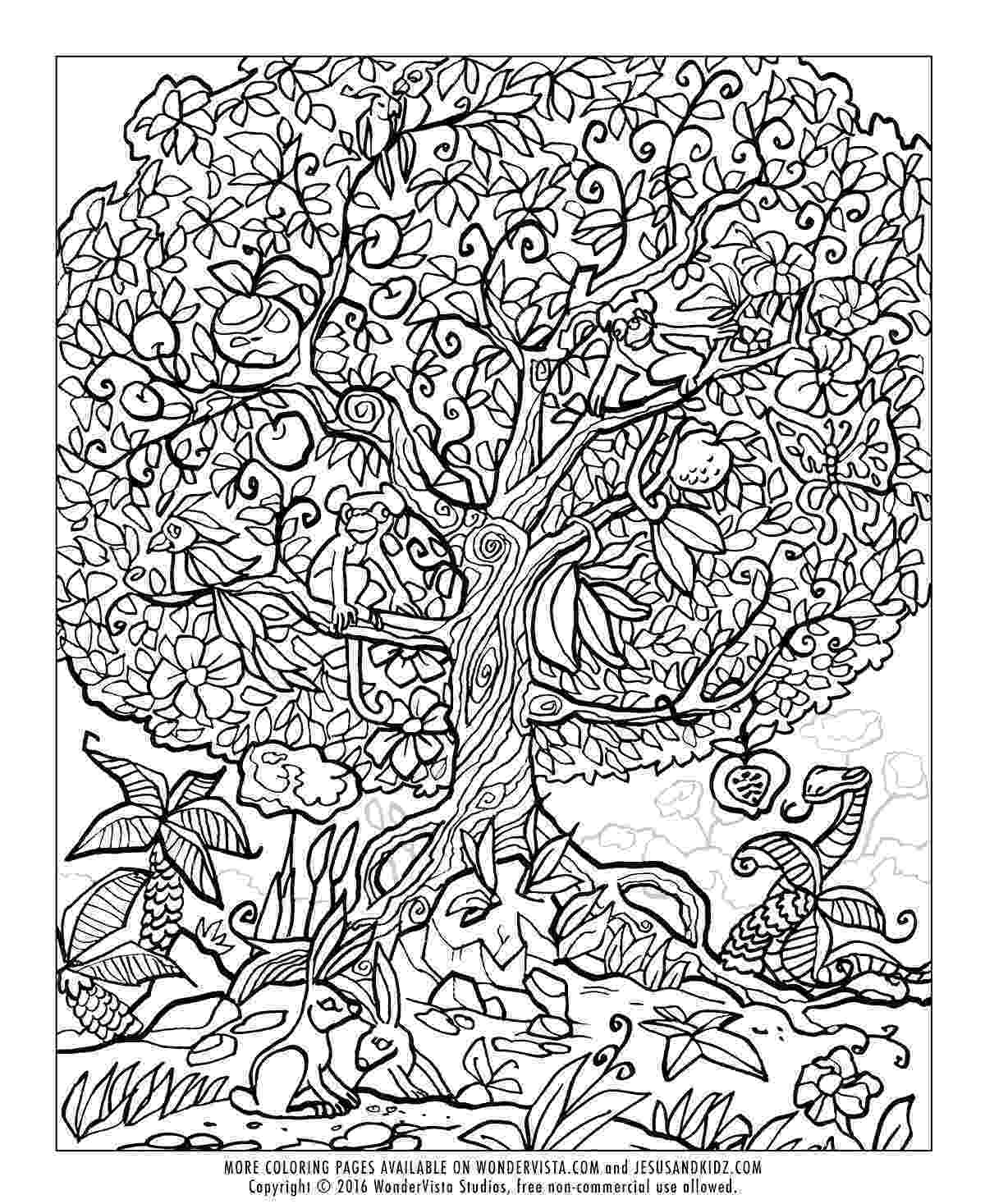 tree of life coloring pages celtic tree of life drawing at getdrawingscom free for coloring life tree of pages