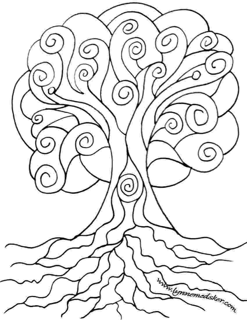 tree of life coloring pages ouroboros celtic tree of life sketch coloring page coloring tree life pages of