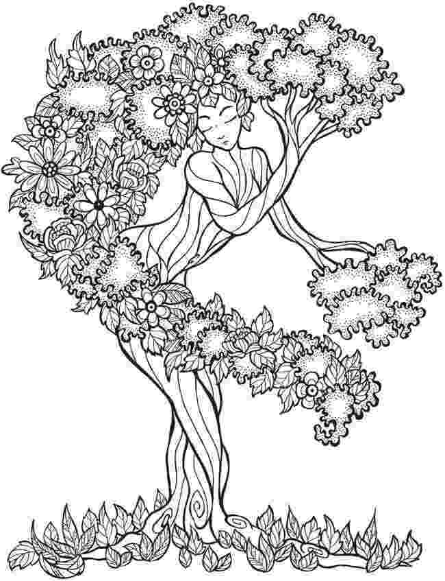 tree of life coloring pages pin by laura nicholson on color me zen adult coloring tree pages life of coloring