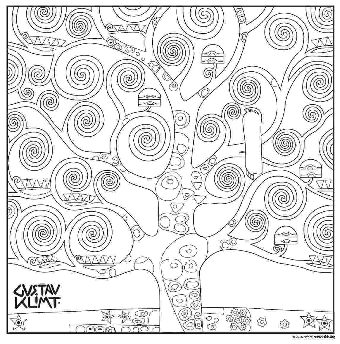 tree of life coloring pages tree of life coloring page art projects for kids of pages coloring tree life