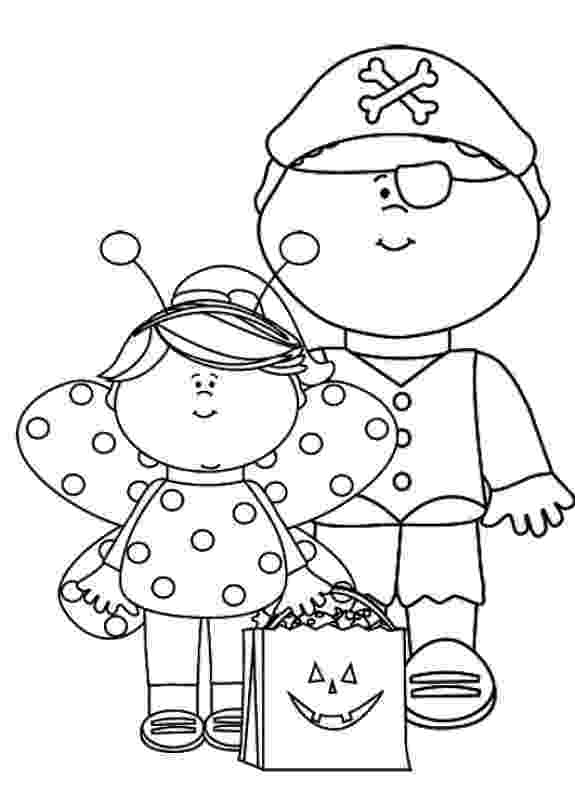 trick or treat coloring pages halloween colorings pages coloring treat or trick