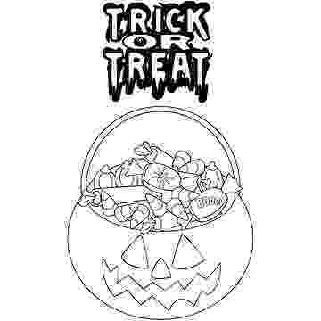 trick or treat coloring pages mostly paper dolls too color this trick or treat page coloring or trick treat pages