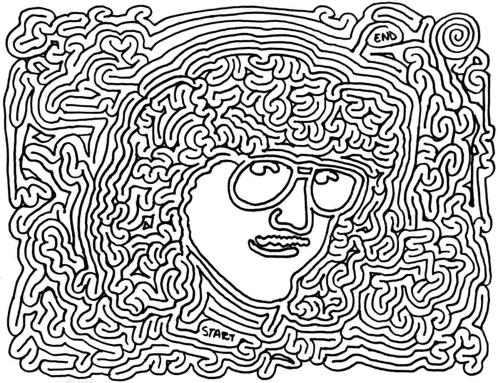 trippy printable coloring pages httpwwwbingcomimagessearchqtrippy mushroom trippy coloring printable pages