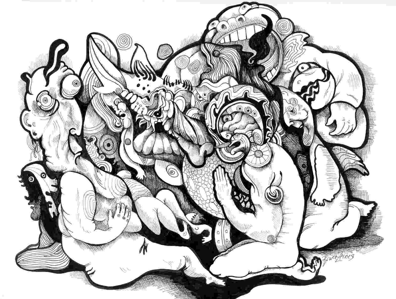 trippy printable coloring pages trippy coloring pages printable trippy colouring pages coloring trippy pages printable