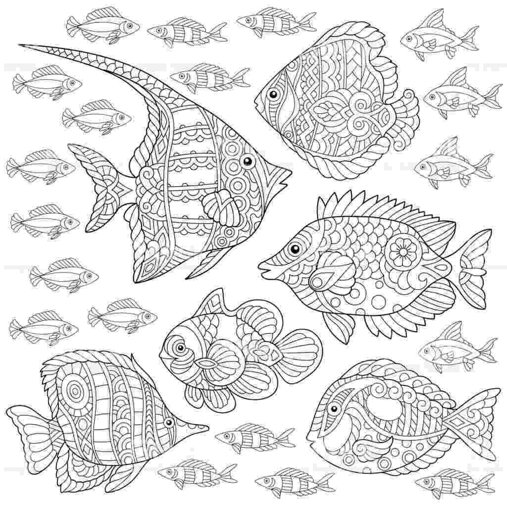 tropical fish coloring pages tropical fish coloring pages getcoloringpagescom fish tropical pages coloring