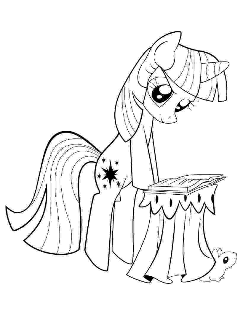twilight my little pony coloring pages my little pony coloring page coloring home coloring my little pony twilight pages
