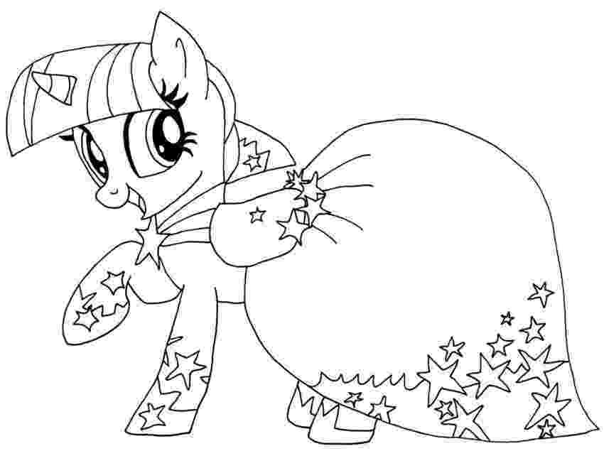 twilight my little pony coloring pages my little pony coloring pages twilight sparkle at pony pages little twilight coloring my