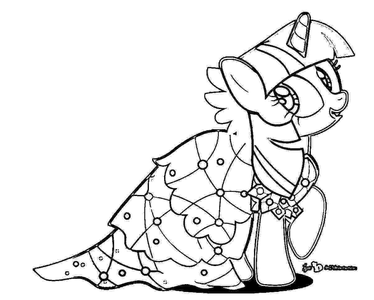 twilight sparkle coloring my little pony coloring pages squid army twilight coloring sparkle 1 1