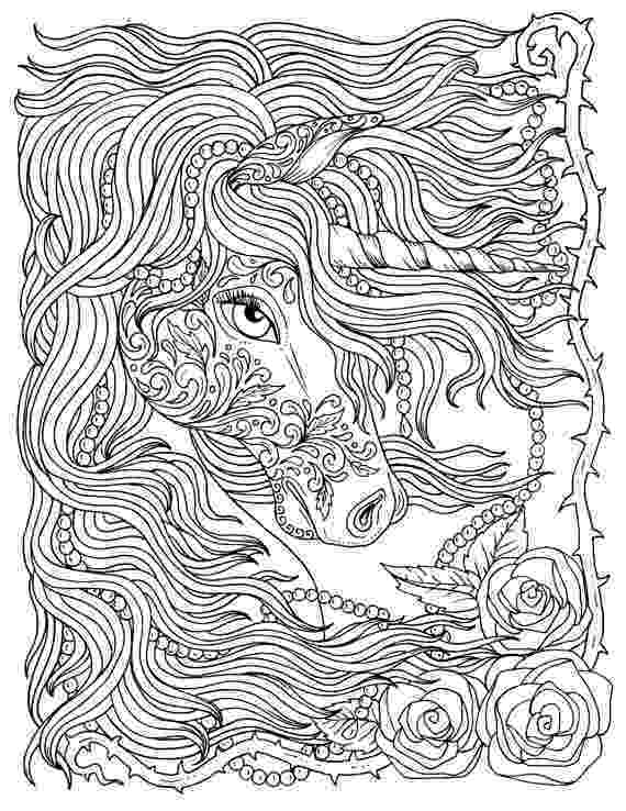 unicorn coloring pages for adults 17 best images about unicorn bday on pinterest party for coloring unicorn pages adults