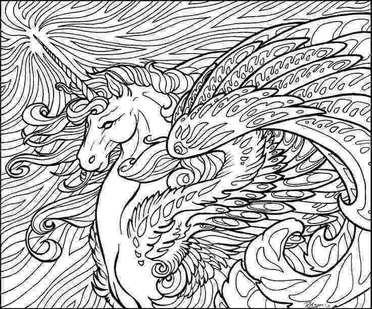 unicorn coloring pages for adults 20 gorgeous free printable adult coloring pages page 5 unicorn for pages coloring adults