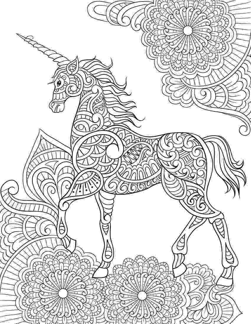 unicorn coloring pages for adults amazoncom unicorn coloring book adult coloring gift a pages unicorn for coloring adults