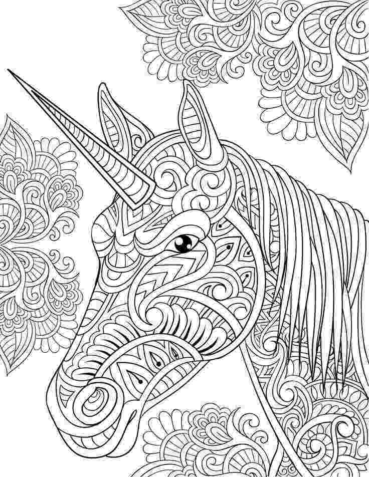 unicorn coloring pages for adults amazoncom unicorn coloring book adult coloring gift a unicorn for pages coloring adults