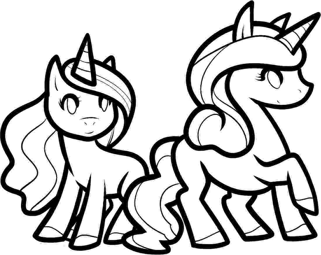 unicorn picture to color unicorn coloring pages to download and print for free color unicorn to picture