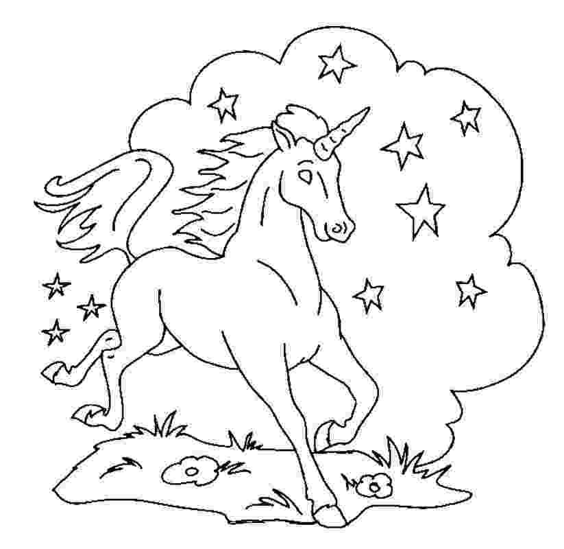 unicorn printable coloring pages print download unicorn coloring pages for children coloring pages unicorn printable
