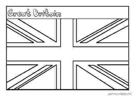 united kingdom flag to colour free printable flag of great britain coloring page for united to flag kingdom colour