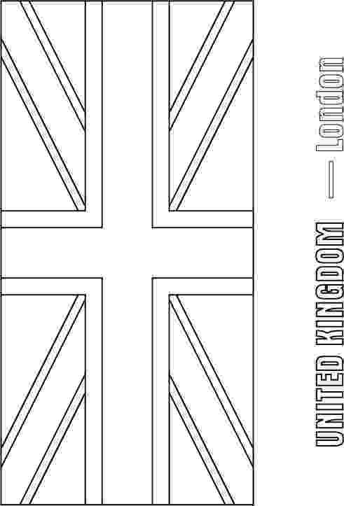 united kingdom flag to colour united kingdom flag coloring picture kingdom flag colour united to