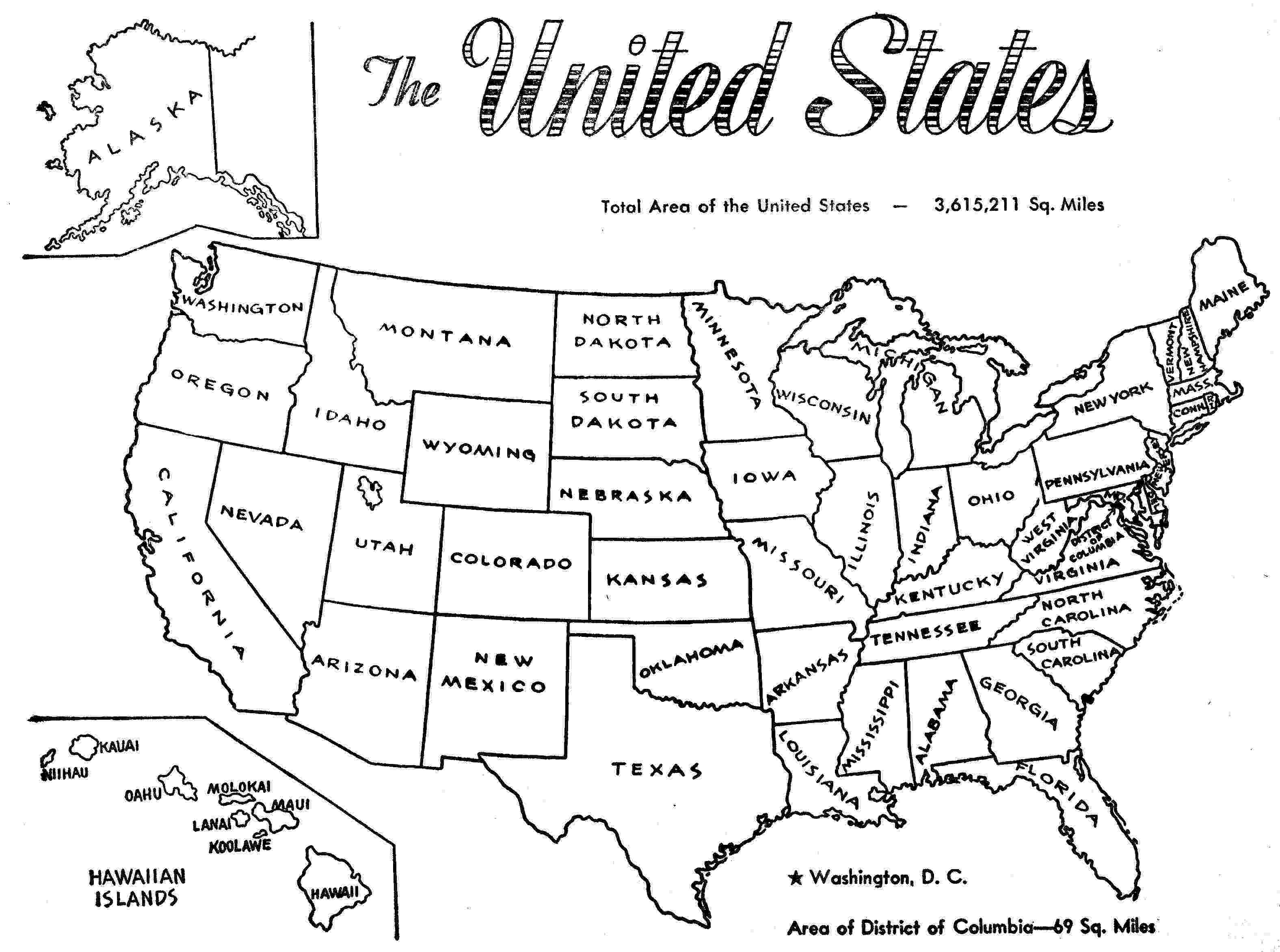united states map coloring page 4th of july coloring pages make and takes map united coloring states page