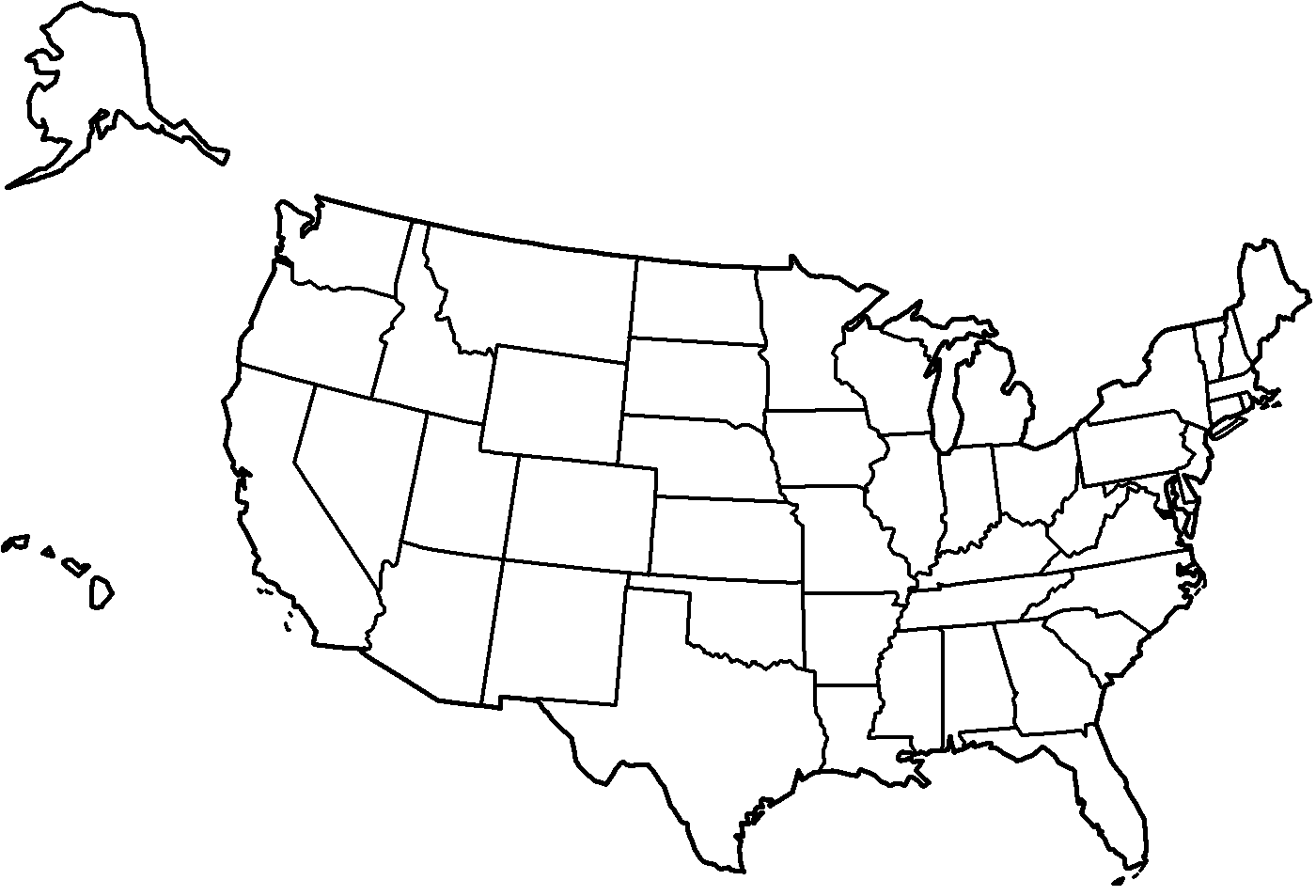 united states map coloring page amazoncom united states of america map usa coloring art united states page coloring map