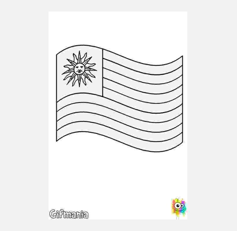 uruguay flag coloring page argentina flag coloring page download free argentina coloring page uruguay flag