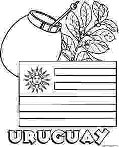 uruguay flag coloring page discover the flag of uruguay with this coloring page coloring page flag uruguay