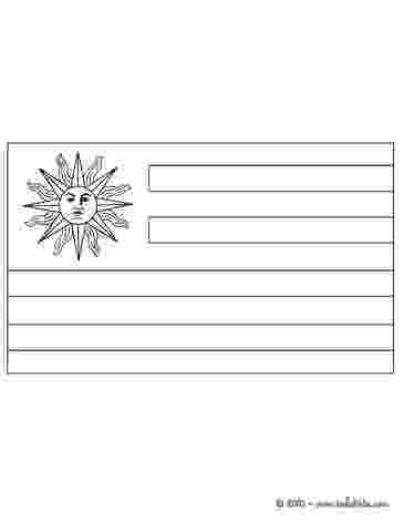 uruguay flag coloring page flag of uruguay coloring pages hellokidscom uruguay flag coloring page