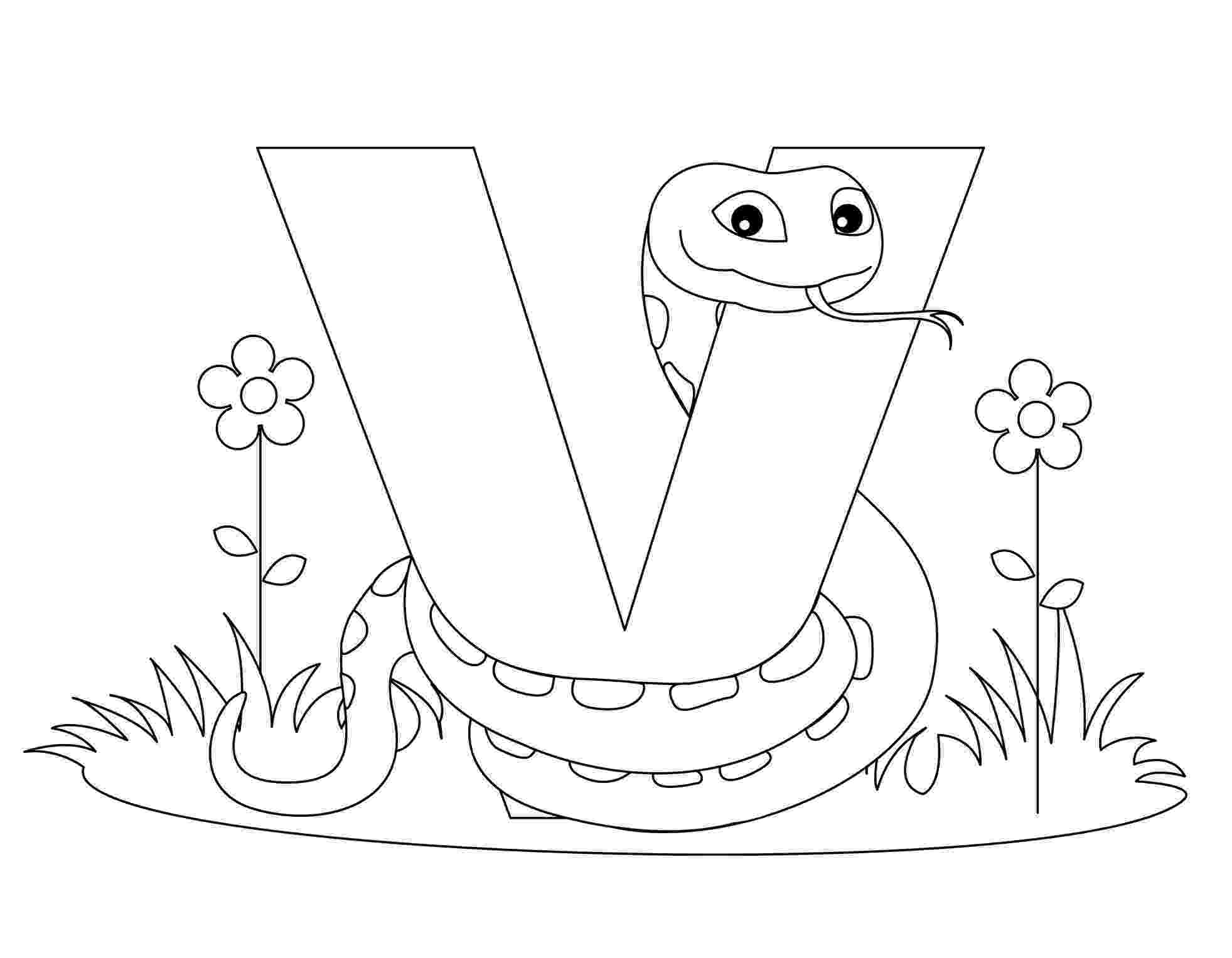 v coloring page things that start with v free printable coloring pages page v coloring