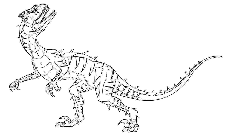 velociraptor coloring page velociraptor coloring pages best coloring pages for kids page coloring velociraptor